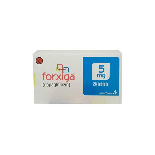 FORXIGA 5 MG 14 TABLET