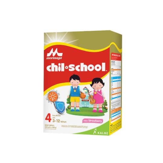 Chil School Strawberry 800 g