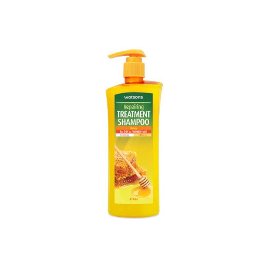 WATSONS TREATMENT HAIR CARE HONEY SHAMPOO 400 ML