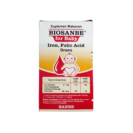 Biosanbe For Baby 15 ml