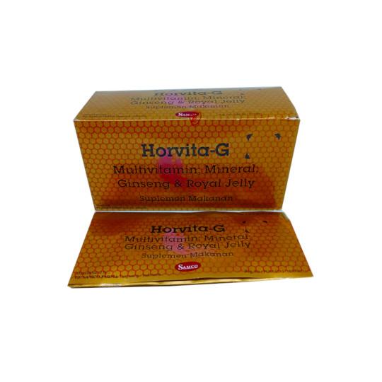 HORVITA-G 10 KAPLET