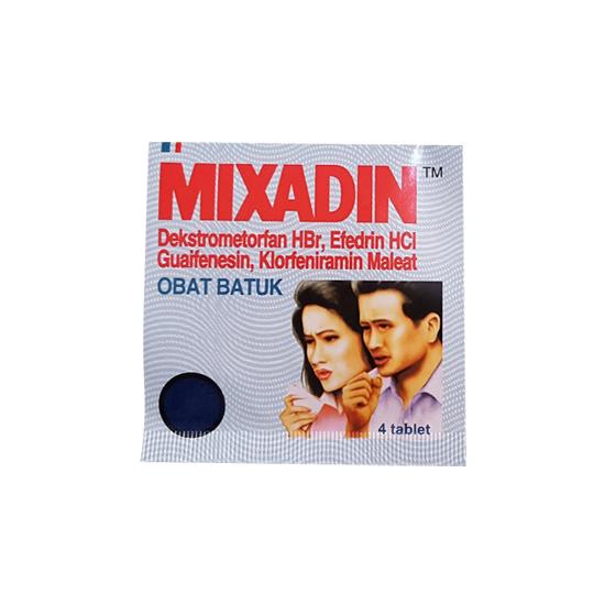 MIXADIN 4 TABLET