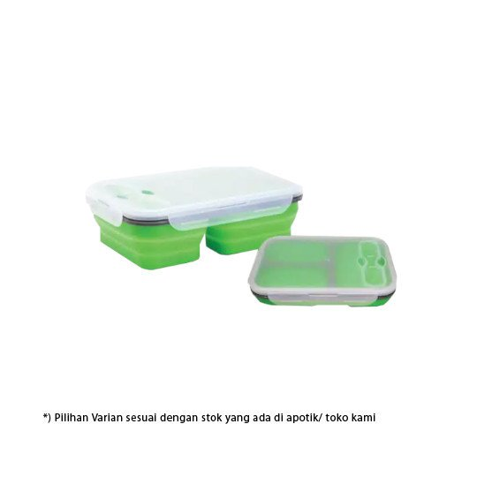 Baby Safe Collapsible Lunch Box 3 Parts SC006