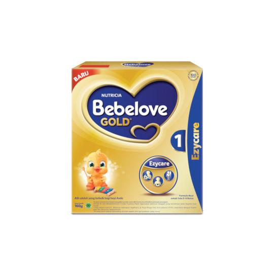 BEBELOVE GOLD 1 FORMULA BAYI BUBUK 160 G