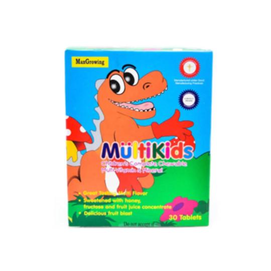 MAX GROWING MULTI KIDS 30 TABLET