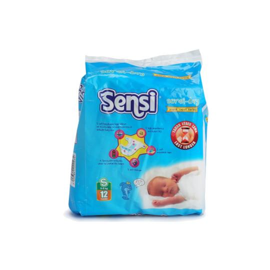 Sensi Dry Perekat S 12 Pieces