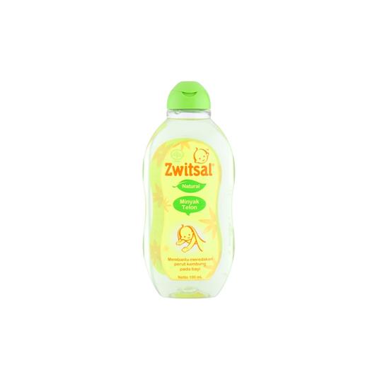 Zwitsal Baby Minyak Telon Natural 100 ml