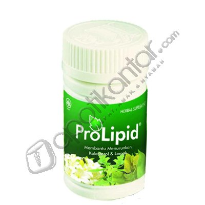 PROLIPID KAPSUL (BOTOL)