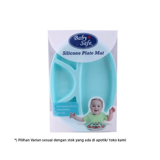 Baby Safe Silicone Plate Mat Sc07