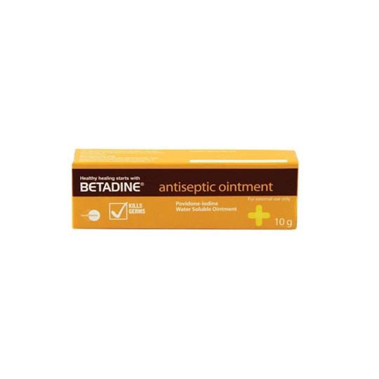 BETADINE 10% SALEP 10 G