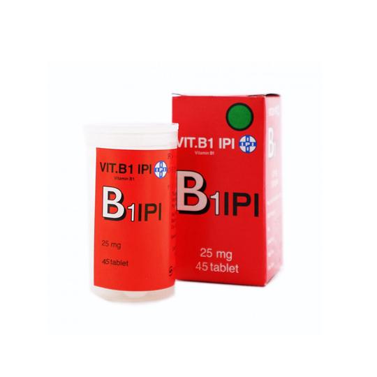 VITAMIN B1 IPI 25 MG 45 TABLET