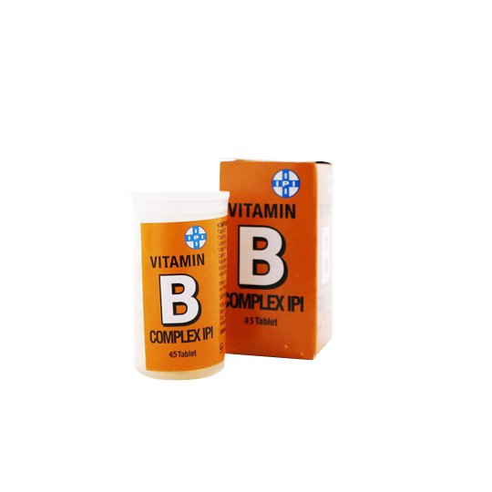 VITAMIN B COMPLEX IPI 45 TABLET