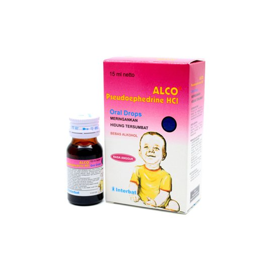 ALCO DROPS 15 ML