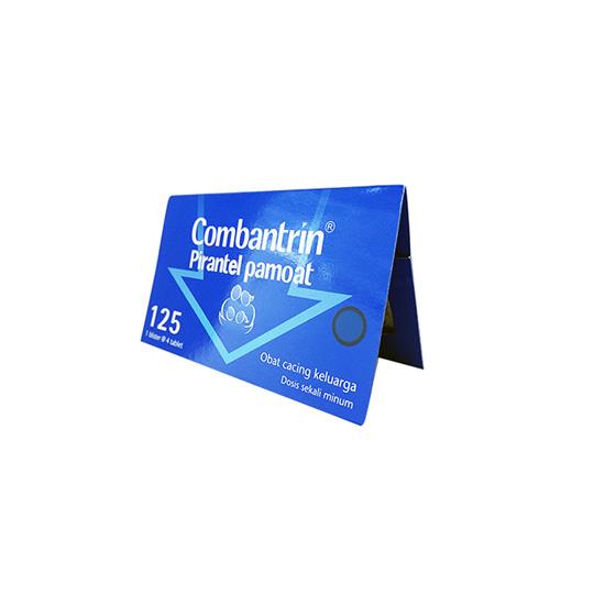 COMBANTRIN 125 MG 4 TABLET