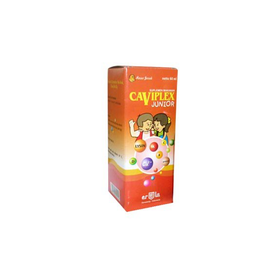 CAVIPLEX JUNIOR SIRUP 60 ML