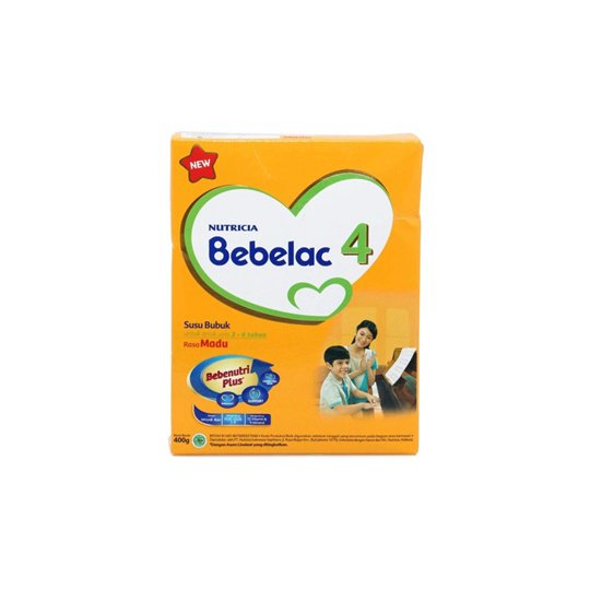 BEBELAC 4 RASA HONEY 400 G