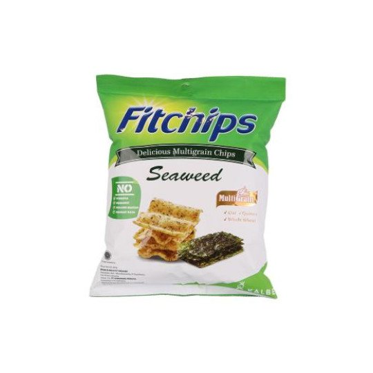 FITCHIPS SEAWEED 60 G