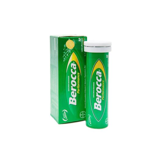BEROCCA PERFORMANCE TABLET EFFERVESCENT