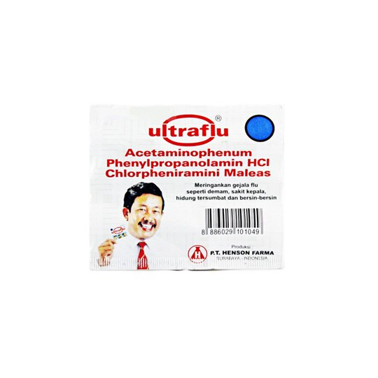 ULTRAFLU 4 TABLET