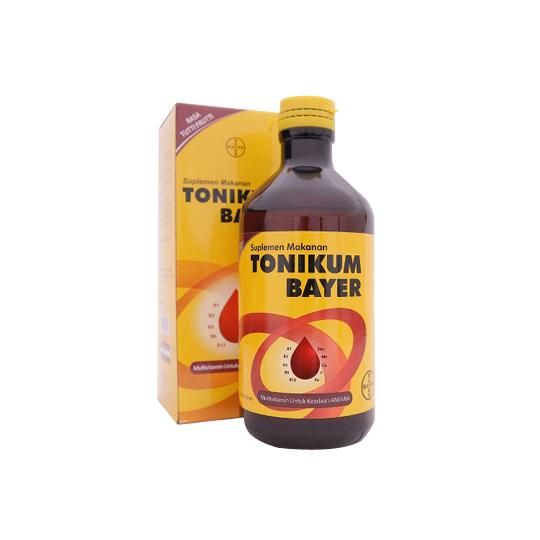 TONIKUM BAYER SIRUP 300 ML