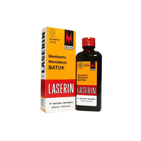 LASERIN SIRUP 110 ML