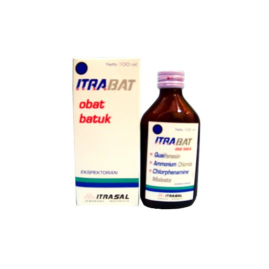 ITRABAT SIRUP 100 ML