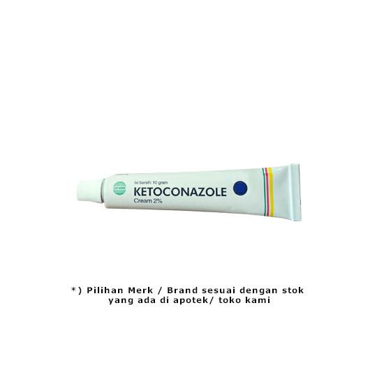 KETOCONAZOLE 2% CREAM 10 GR