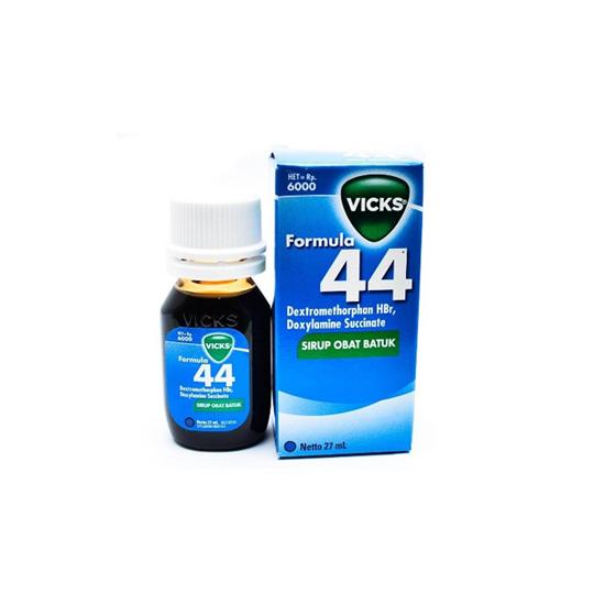 VICKS FORMULA 44 SIRUP 27 ML