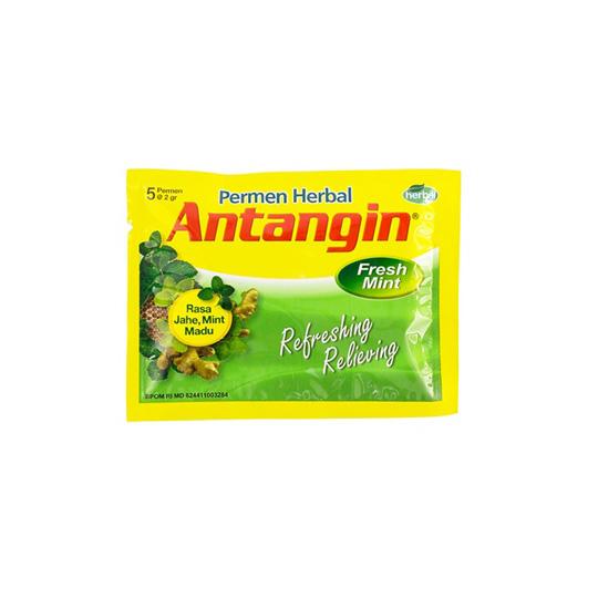 ANTANGIN PERMEN HERBAL FRESH MINT 5'S