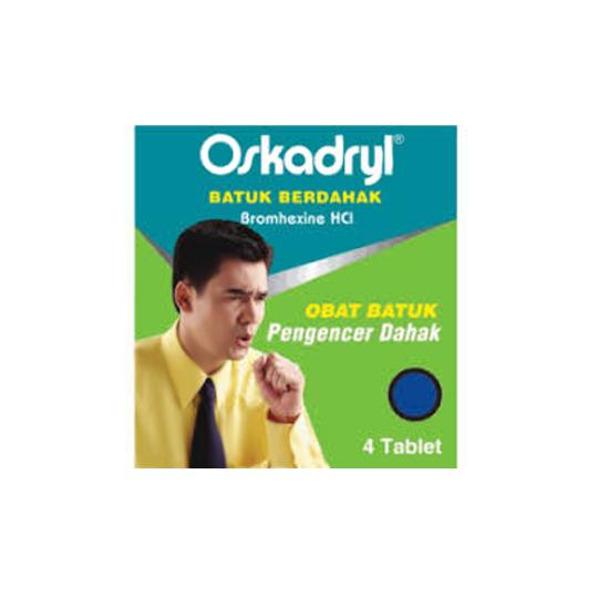 OSKADRYL 4 TABLET