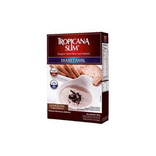 TROPICANA SLIM DIABETAMIL 180 G