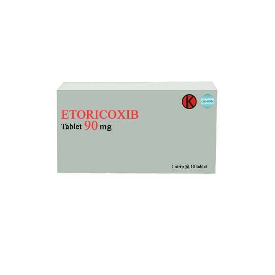 ETORICOXIB 90 MG 10 TABLET
