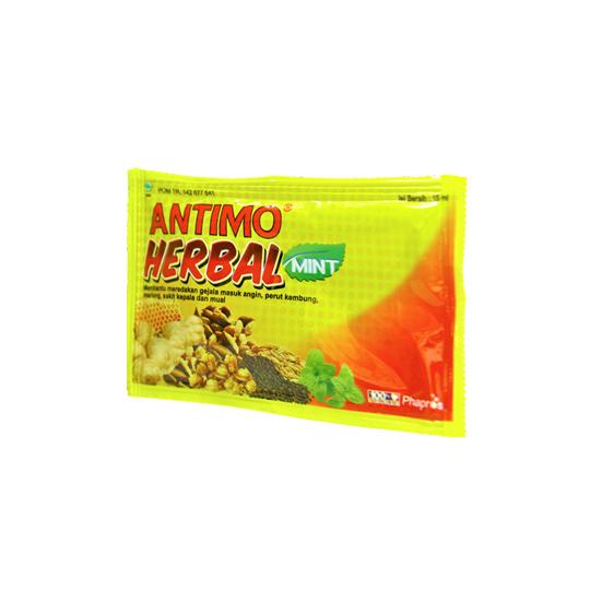 ANTIMO HERBAL CAIR 15 ML
