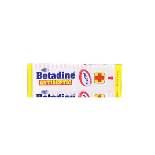 BETADINE PLESTER 1 STRIP