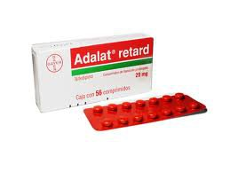 ADALAT RETARD TABLET 20 MG