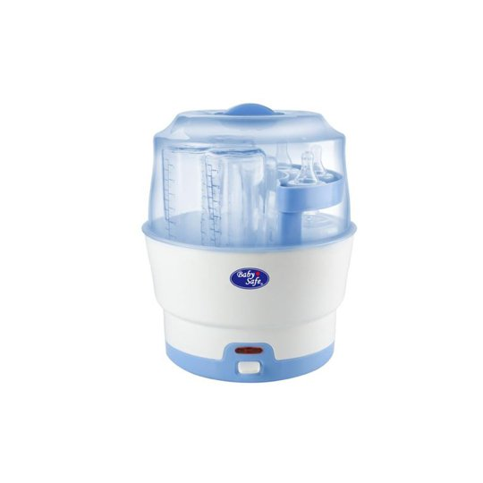 BABY SAFE 6 BOTTLE EXPRESS STEAM STERILISER (LB 317)
