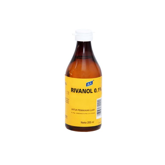 RIVANOL LIQUID 200 ML