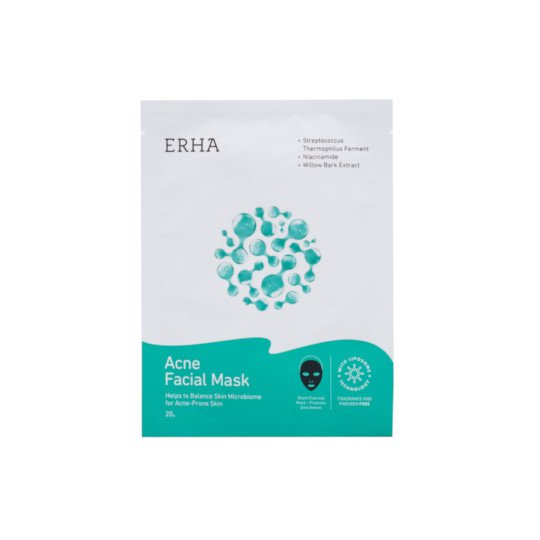 ERHA ACNE FACIAL MASK 1 PIECE