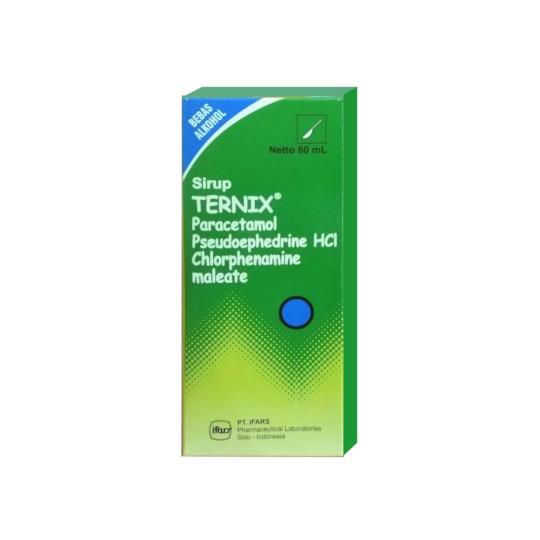 TERNIX SIRUP 60 ML