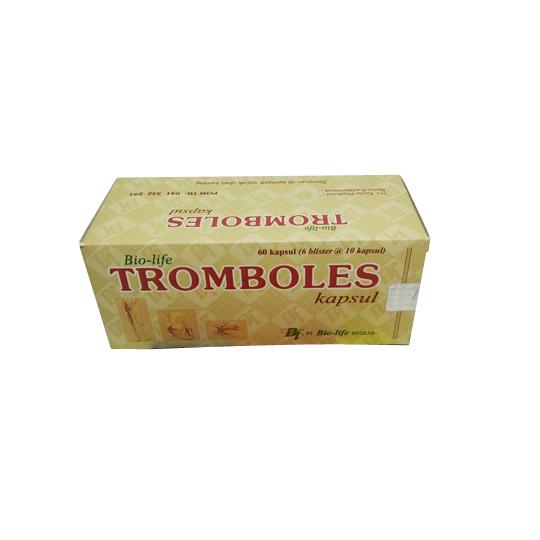 BIOLIFE TROMBOLES 10 KAPSUL