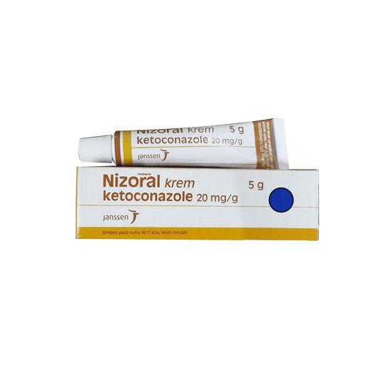 NIZORAL CREAM 5 G