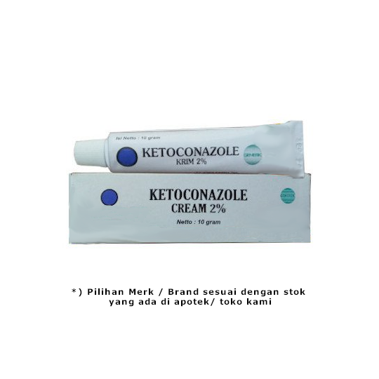 KETOCONAZOLE 2% CREAM 15 GR