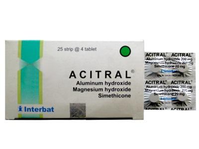 ACITRAL 4 TABLET