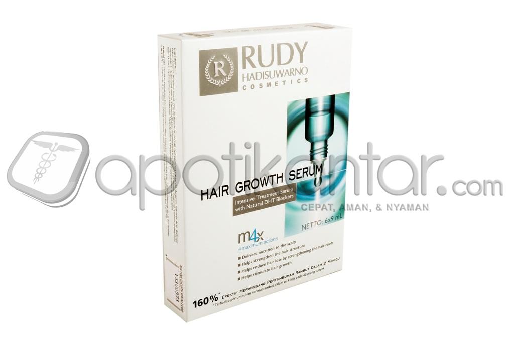 RUDY HADISUWARNO HAIR GROWTH SERUM 9 ML