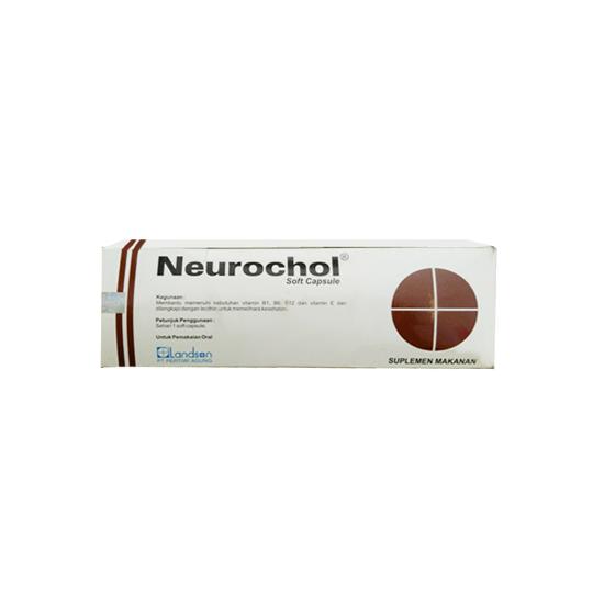 NEUROCHOL 5 KAPSUL