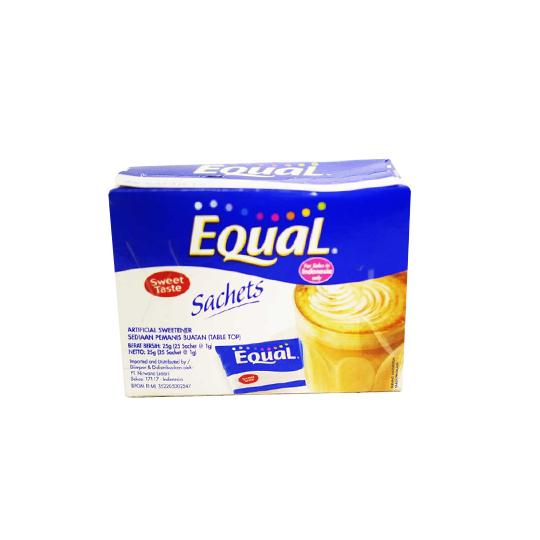 EQUAL 25 SACHET