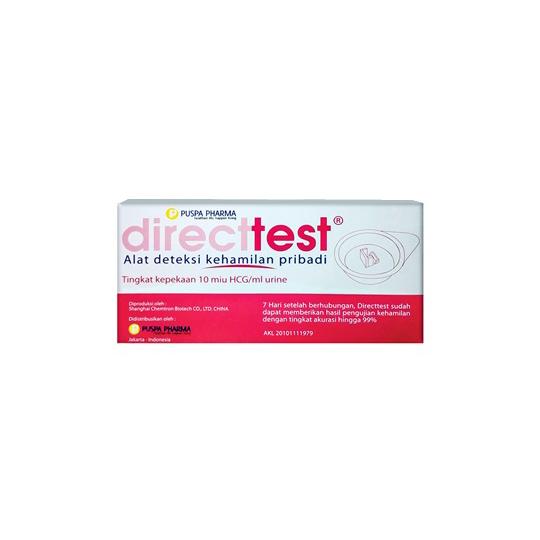 DIRECT TEST HCG