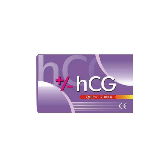 QUICK CHECK -/+ HCG