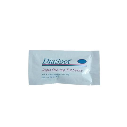DIASPOT TEST HCG 1'S
