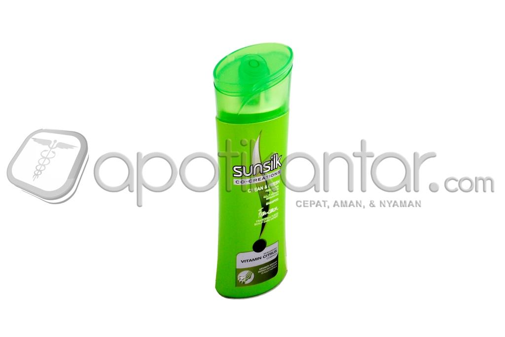SUNSILK CLEAN & FRESH SHAMPOO 80 ML